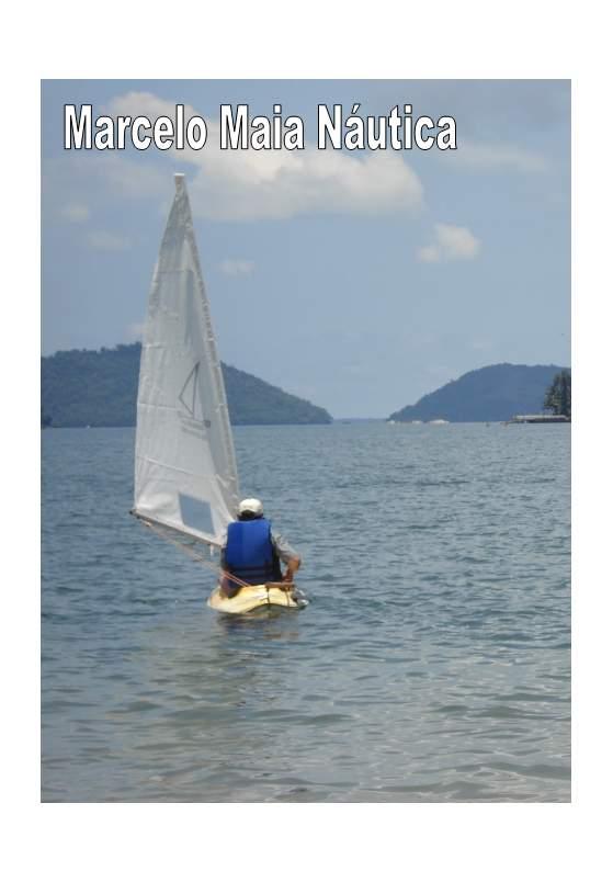 Kayaks à voile au Brésil