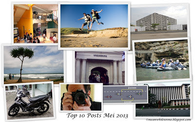 Top 10 Posts Bulan Mei 2013 blog meanwhileunme.blogspot.com