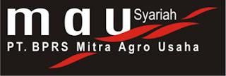 Logo PT. BPRS MITRA AGRO USAHA