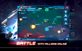 Galaxy Legend v1.6.0 Apk Full Android