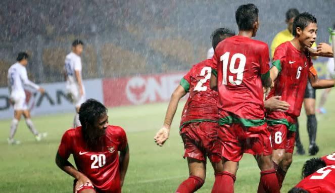 Indonesia Lolos ke Piala Asia