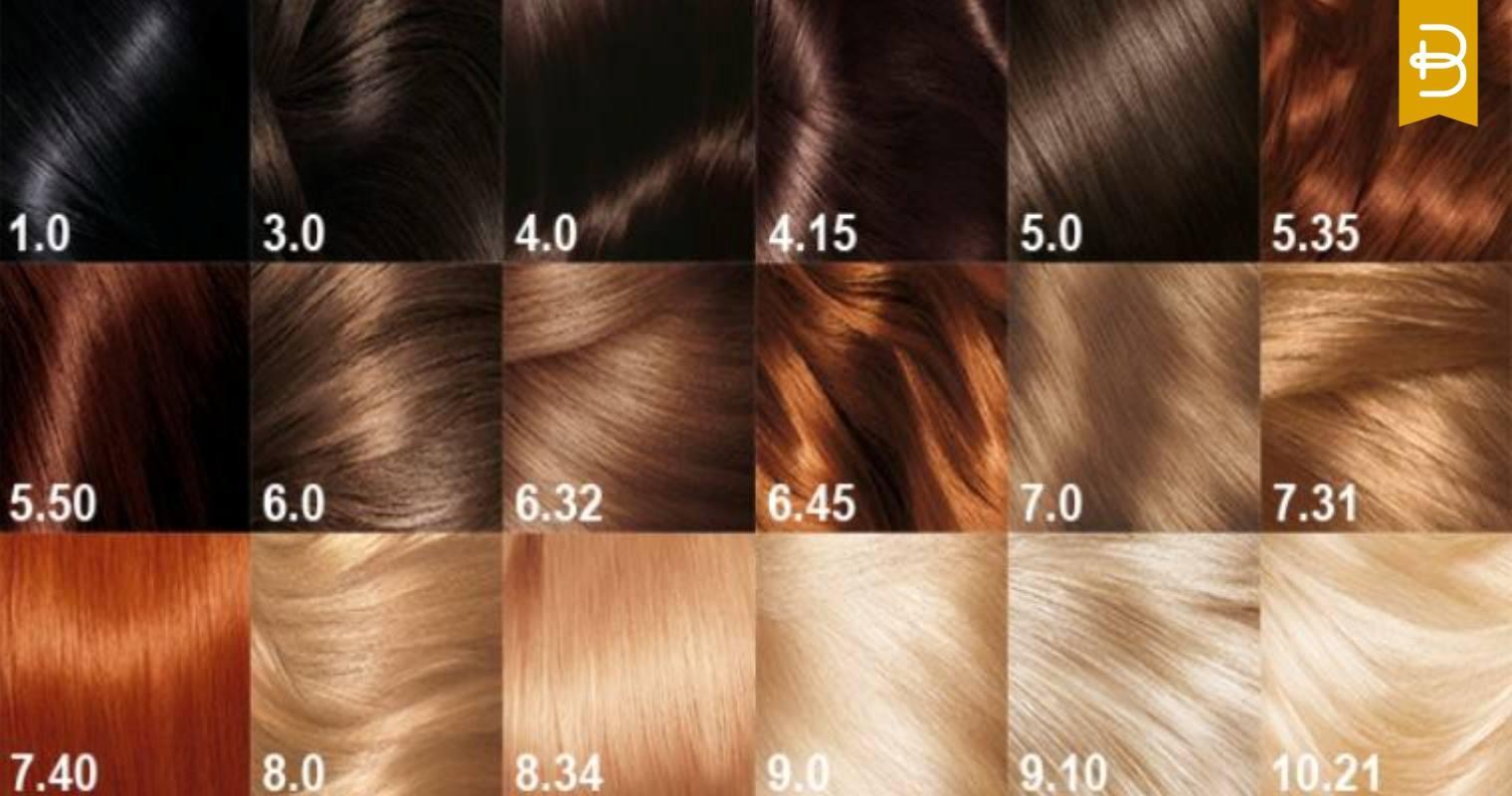 Пепельные оттенки красок для волос 3
