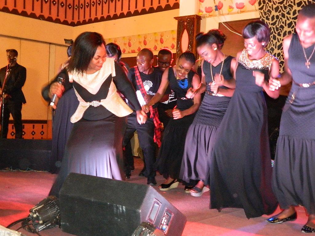UZINDUZI WA TAMASHA LA FLORA MBASHA JUNI 2015