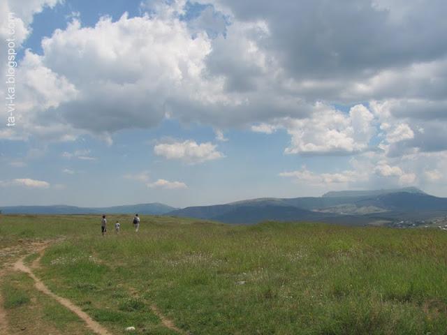 Крым. Долина Салгира