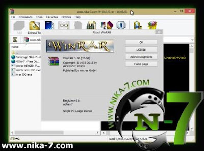 Winrar 5.00 Final Full Version