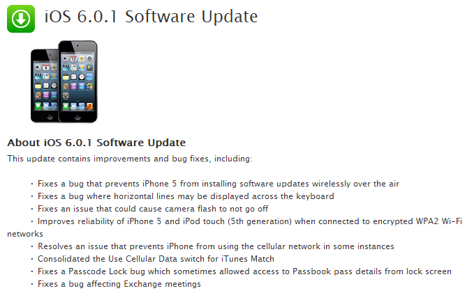 download iphone software update manually