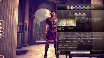 Take A Look At The Campaign Mode In Total War: Rome II