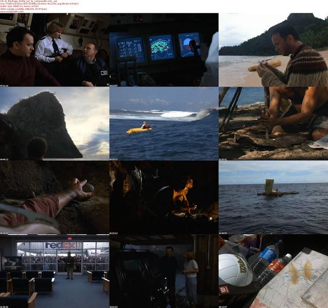 El Naufrago [Cast away] 2000 DVDRip Español Latino Descargar 1 Link