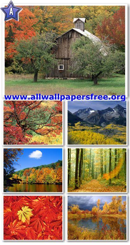 40 Beautiful Autumn Wallpapers 1280 X 1024 [Set 2]
