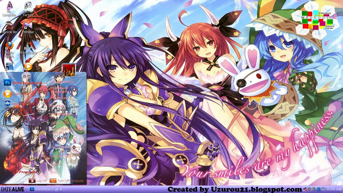 Date A Live Image