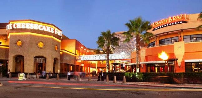Dolphin Mall Miami Ping