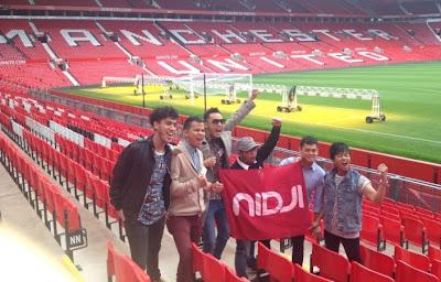 Download Lagu Terbaru Nidji Liberty Victory (Ost Manchester United)