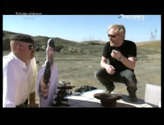 MY THBUSTERS – S08E137 Boomerang Bullet