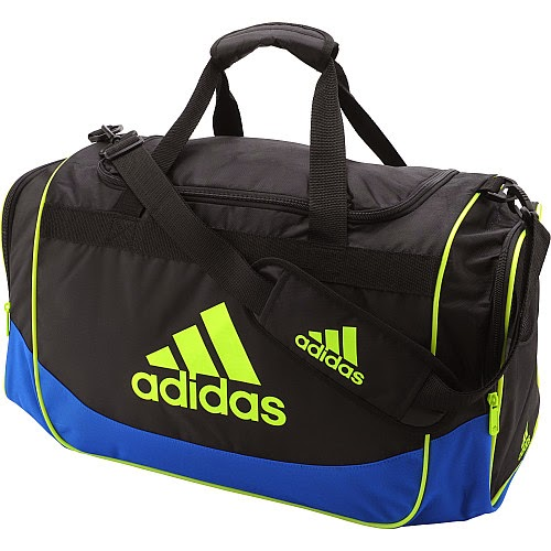 Adidas Defender Duffle Bag - Medium