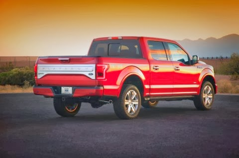 All-New Ford F-150 is the Toughest, Smartest, Most Capable F-150 Ever