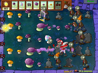 Download Game Plants VS Zombies Full Version