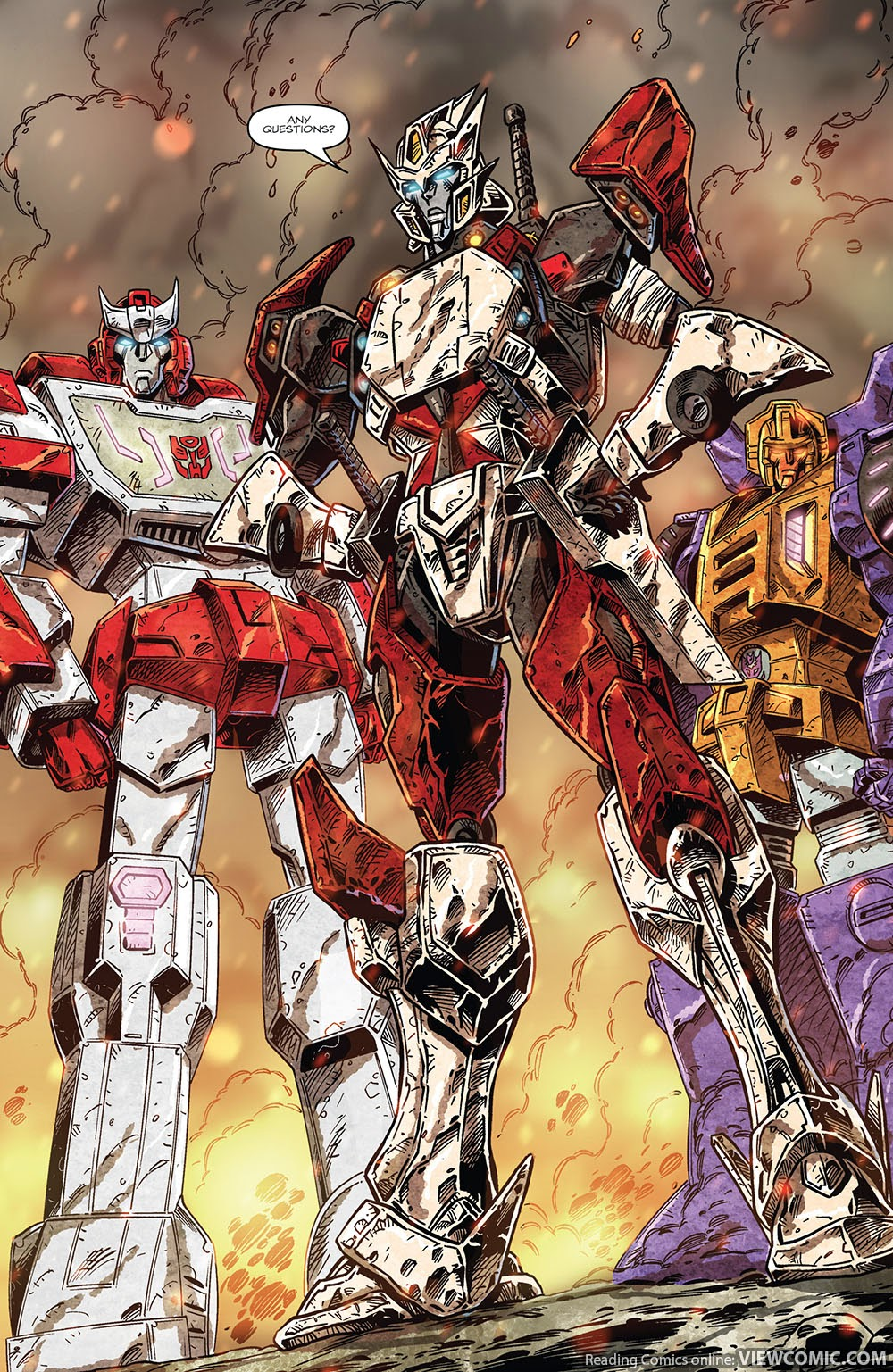the transformers drift empire of stone 03 2014 reading