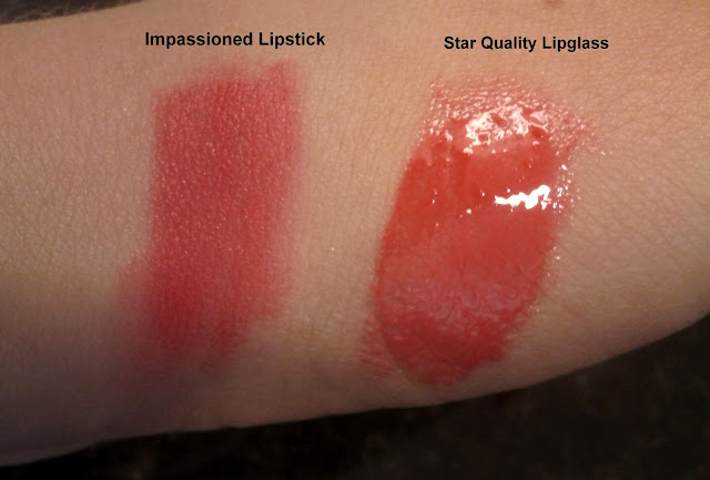 MAC Reel Sexy Cremesheen Lipglass in Star Quality Impassioned Lipstick