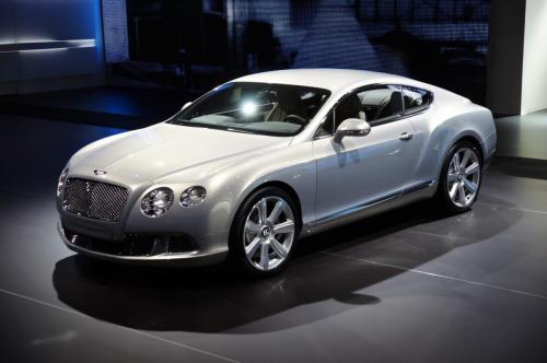Bentley Continental gt 2011   Everlasting Car