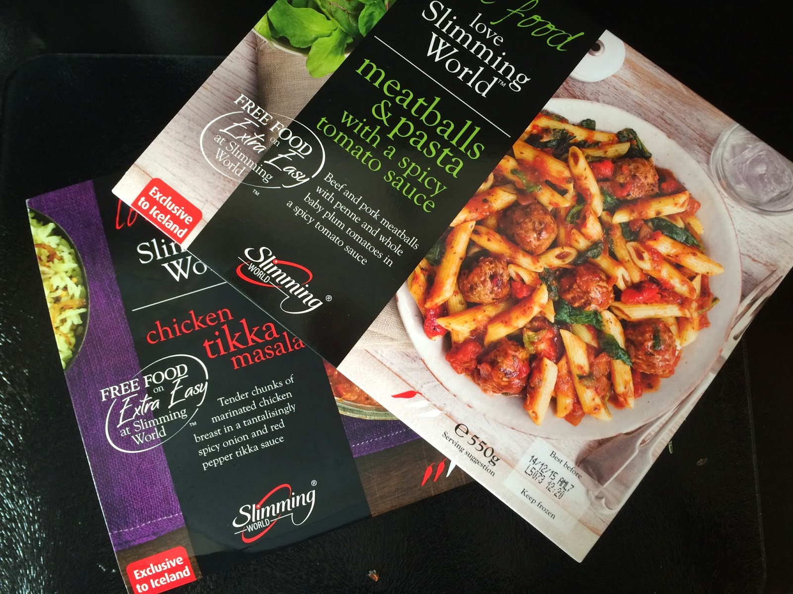 Girl up north slimming world ready meals my thoughts Slimming world meal ideas