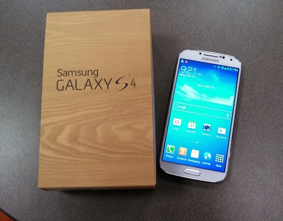 analise do samsung galaxy s4