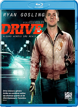 Filme Poster Drive XviD Dual Audio &amp; RMVB Dublado