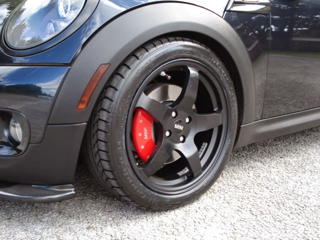 Mini Cooper Poison Black Nm Engineering Rse05 17x7 5 W