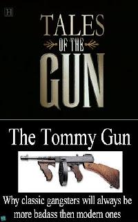 tommy gun documentary movie book