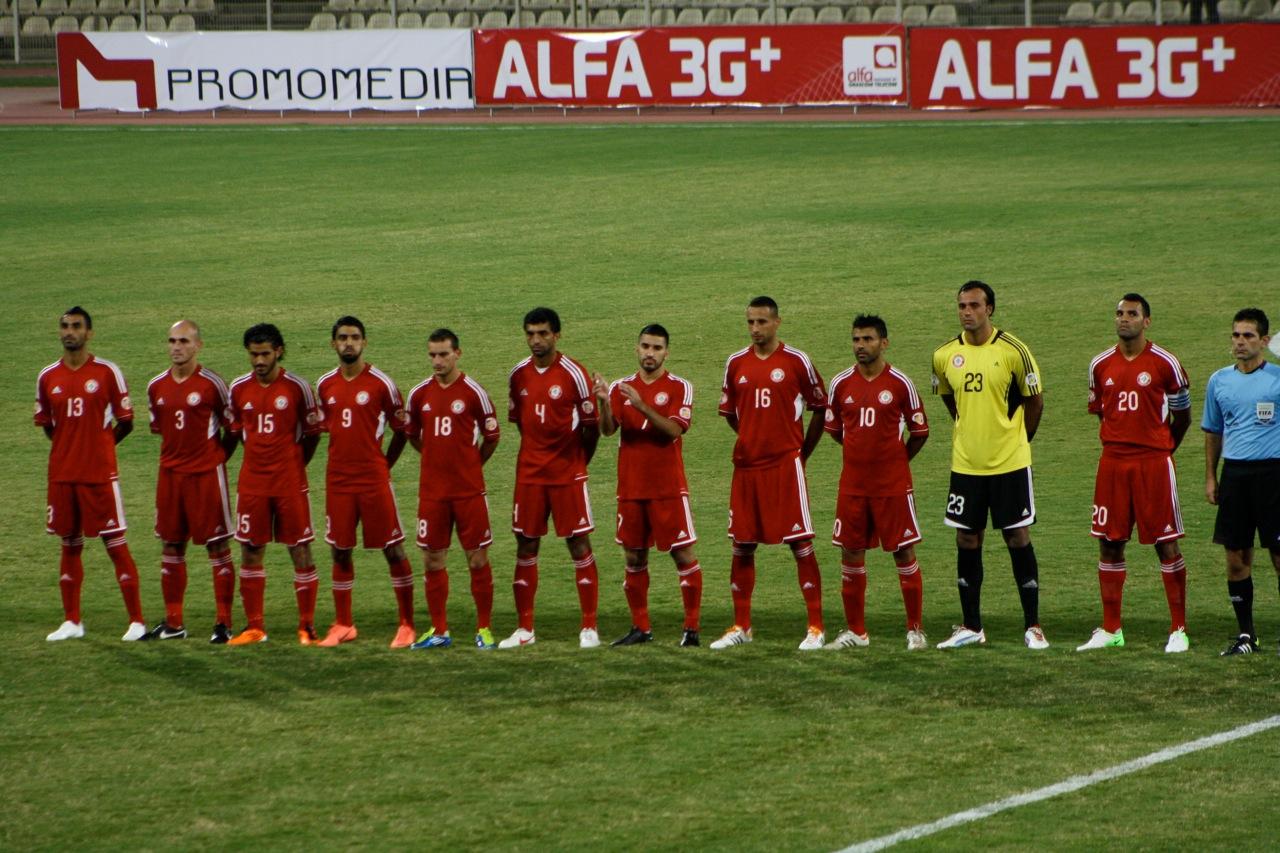 libanon fussball