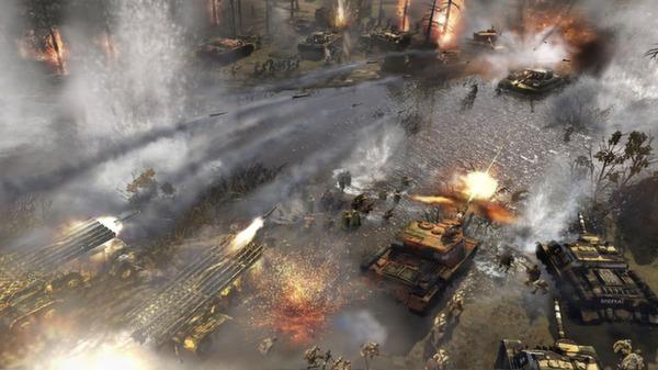 Company Of Heroes 2 PC HD Wallpaper