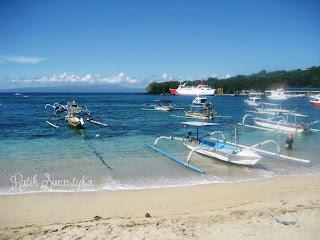Pantai Utama Padangbai