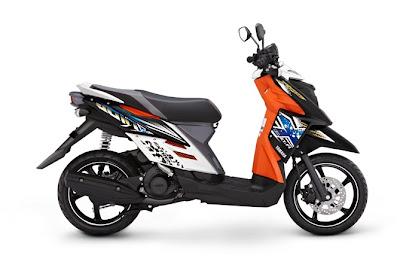 Yamaha X-Ride Drifting Black