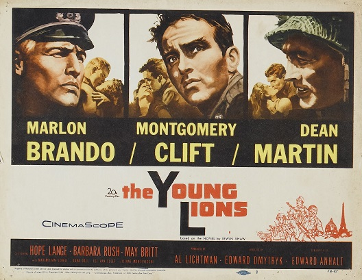 """The Young Lions"" (1958)"