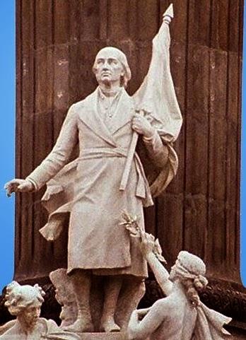 Escultura de Miguel Hidalgo y Costilla