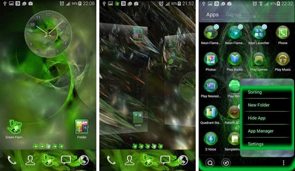 Best Android Themes of the Week