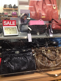 Jennifer Lopez handbags at Kohl's