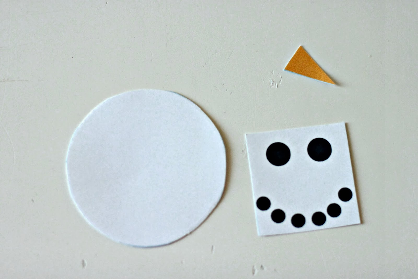 photograph about Build a Face Printable named Larissa An additional Working day: Establish A Snowman Game (Printable)