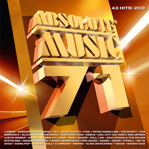 absolute music 71 21861185 frntl Absolute Music 71