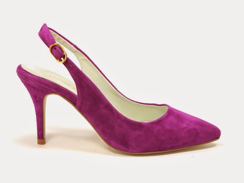 Blog zapatos y mujer primavera avance de los zapatos que - Zapatos nuria cobo ...