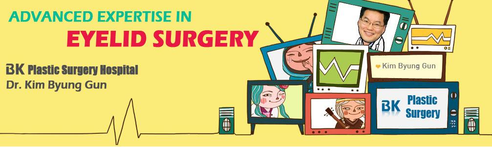 Eyelid Surgery Legend Dr. Kim Byung Gun