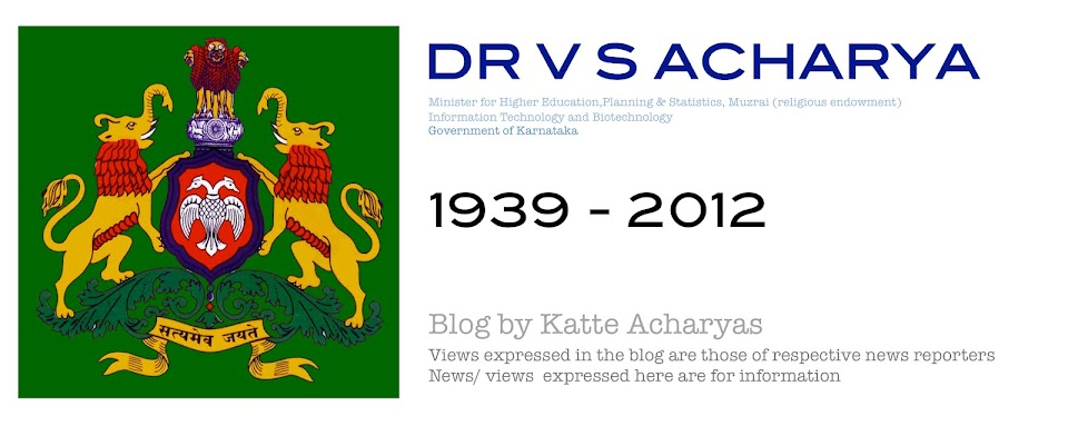 Dr V S Acharya