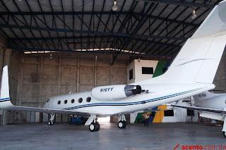 Félix Bautista es el real dueño del avión a nombre de Carlos Ozoria