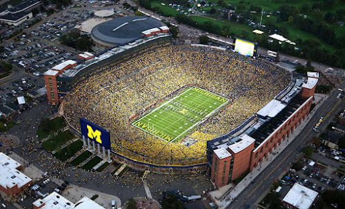 Estádio Michigan – Ann Arbor - Estados Unidos