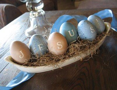 HAPPY EASTER .... Feliz Sabado de Gloria Easter-eggs-jesus