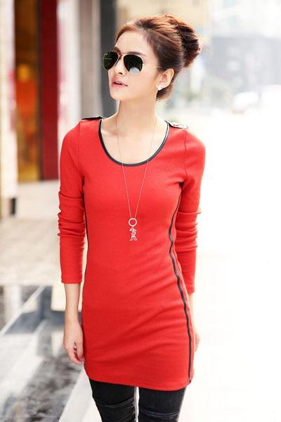 Tổng hợp 10 kiểu áo thun nữ đẹp thời trang