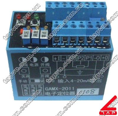 Bo mạch điều khiển GAMX-2011