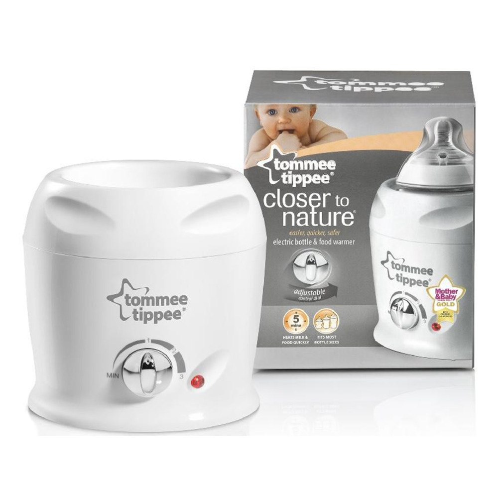 tommee tippee closer to nature electric steam sterilizer instructions