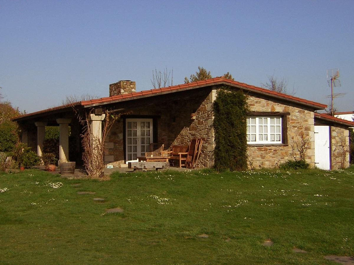 Construcciones r sticas gallegas casa n 14 - Casa rusticas gallegas ...