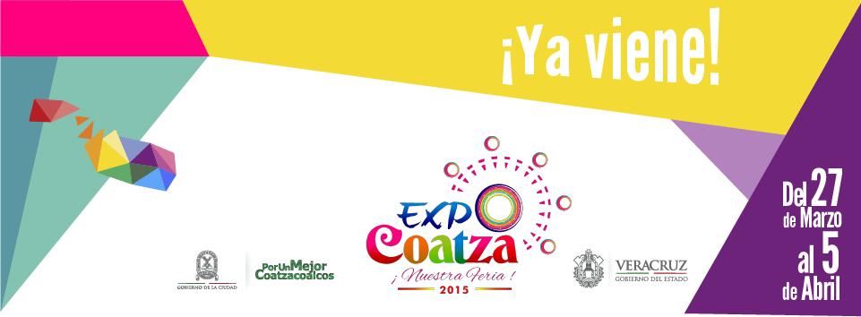 expo feria coatza 2015