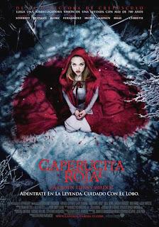 Película Caperucita Roja ¿A quién tienes miedo?